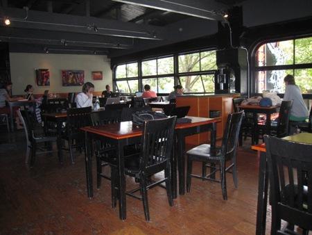 Best Study Cafes Seattle